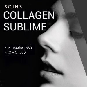 Collagène sublime soin