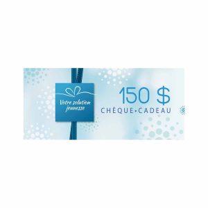 Chèque cadeau Madonnova 150$ - Madonnova Esthétique spécialisée